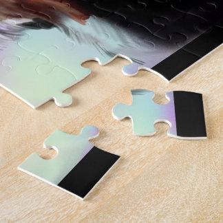 Static Storm Lighting Saber Jigsaw Puzzle