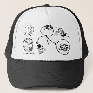 staticsushi meme hat