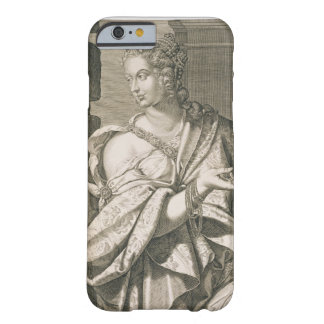 Statilia Messalina third wife of Nero (engraving) Barely There iPhone 6 Case