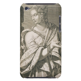Statilia Messalina third wife of Nero (engraving) Case-Mate iPod Touch Case