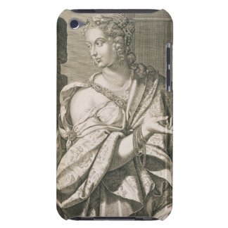 Statilia Messalina third wife of Nero (engraving) iPod Case-Mate Case