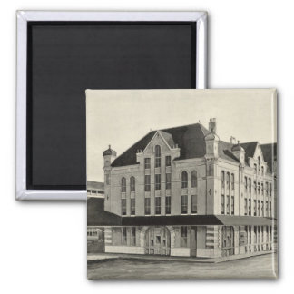 Station, Concord & Montreal Railroad, Concord Magnet