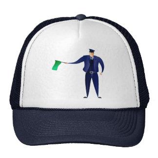 Station Master Cap