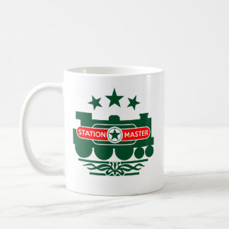 Station Master Coffee Mug
