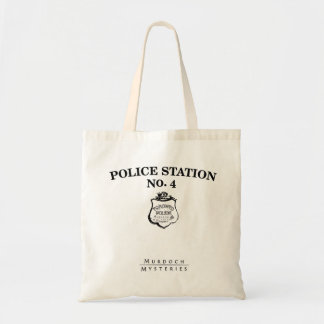 Station No. 4 Tote Bag