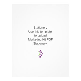 Stationery Marketing Kit Template 21.5 Cm X 28 Cm Flyer