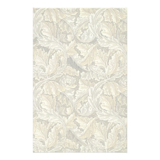 Stationery: William Morris Design: Acanthus Scroll Stationery