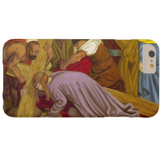 Stations of the Cross 9 Jesus Falls the Third Time Barely There iPhone 6 Plus Case