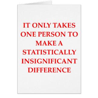 STATISTIC CARD