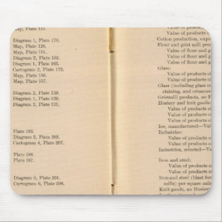 Statistical atlas 1900 9 mouse mat