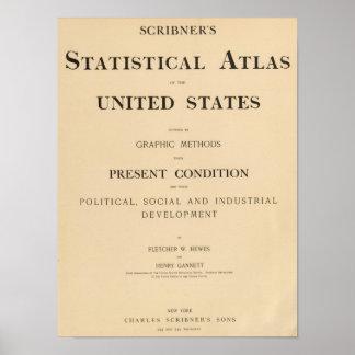 statistical atlas poster