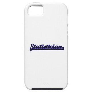 Statistician Classic Job Design iPhone 5 Cases