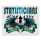 Statisticians Gone Wild Poster