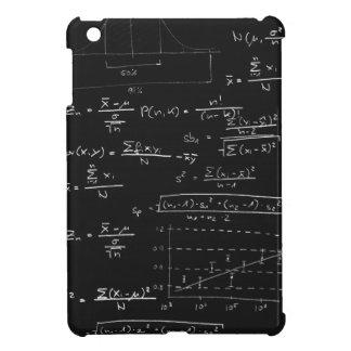Statistics blackboard iPad mini cases