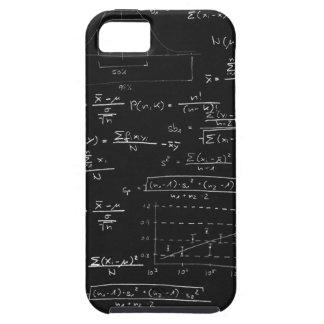 Statistics blackboard iPhone 5 cover