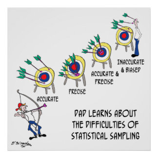 Statistics Cartoon 9225 Poster