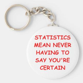 statistics key ring