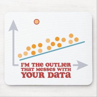 Statistics Outlier Mouse Mat