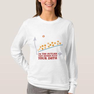 Statistics Outlier T-Shirt