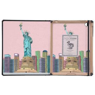 Statue iPad Cover