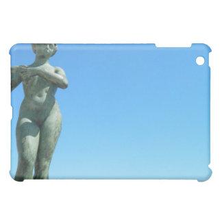 Statue for Gaspar de Portola, Barcelona Cover For The iPad Mini