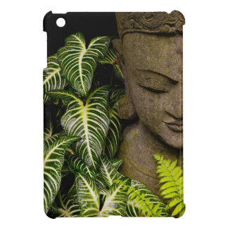 Statue in a Garden: Chiang Mai, Thailand iPad Mini Covers
