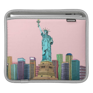 Statue iPad Sleeve