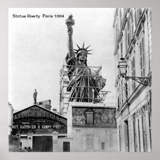 Statue liberty Print