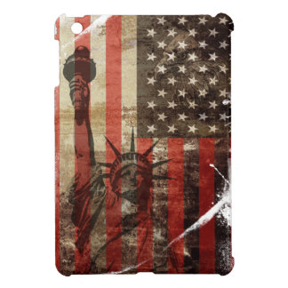 Statue Liberty USA Cover For The iPad Mini