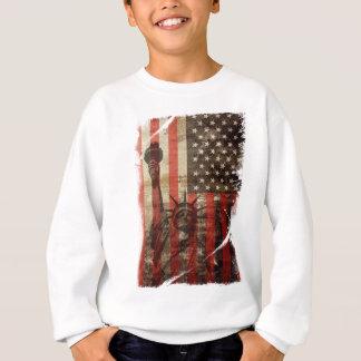 Statue Liberty USA Sweatshirt