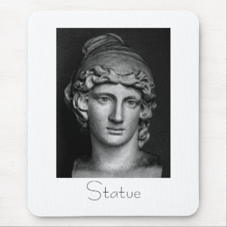 Statue Mousepad Design