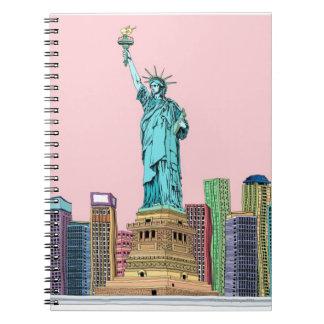 Statue Notebooks