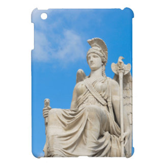 Statue of a queen cover for the iPad mini