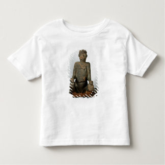 Statue of a seated man, Mbembe, Nigeria Toddler T-Shirt