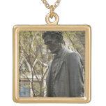 Statue of Abraham Lincoln, Portland, Oregon Custom Jewelry