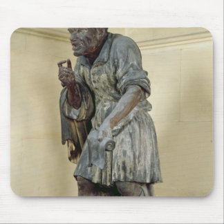 Statue of Aesop Mouse Mat