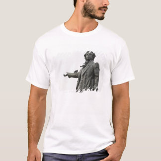 Statue of Alexander Pushkin, Saint Petersburg T-Shirt