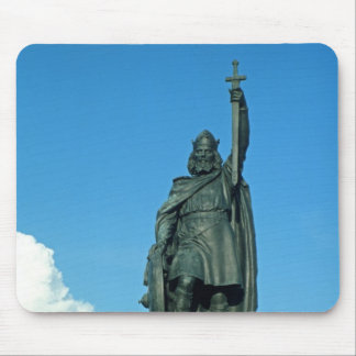 Statue of Alfred the Great Mouse Mat
