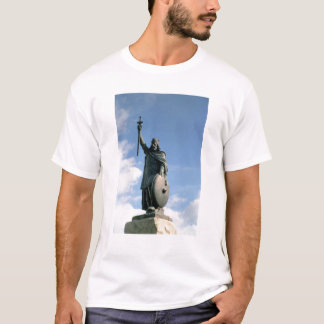 Statue of Alfred the Great T-Shirt