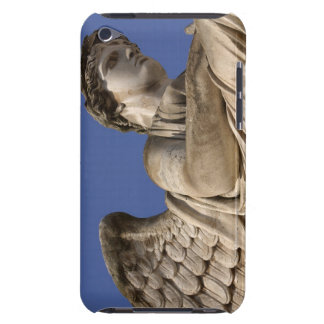 Statue of an angel , The Louvre , Paris , France iPod Touch Cover