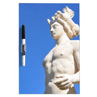 Statue of Apollo (Neptune) Dry Erase Board