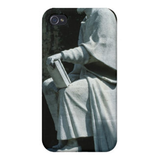 Statue of Averroes iPhone 4 Covers