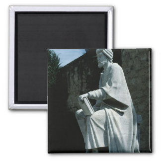 Statue of Averroes Magnet