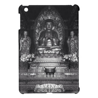Statue of Buddha from a Chinese Buddhist Temple iPad Mini Cases