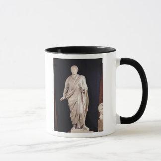 Statue of Caesar Augustus Mug