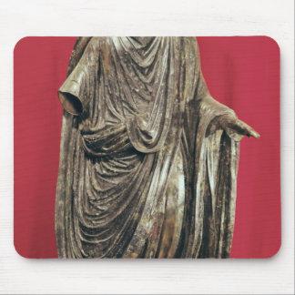 Statue of Caesar Julianus Pacatianus Mouse Pad