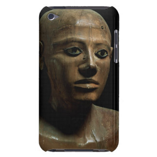 Statue of Chancellor Nakhti, from Asyut, early Mid Case-Mate iPod Touch Case