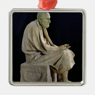 Statue of Chrysippus  the Greek philosopher Christmas Ornament