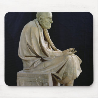 Statue of Chrysippus  the Greek philosopher Mouse Mat
