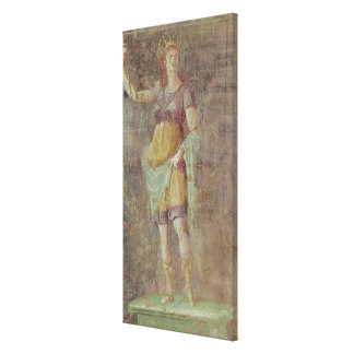 Statue of Diana, from Pompeii, c.50-59 Canvas Prints